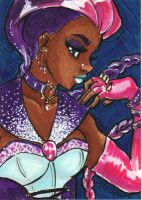 ACEO: M55 for KabukiKatze by nickyflamingo