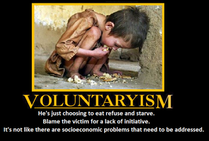 Voluntaryism by Valendale