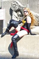 Ms Marvel at C2E2 by kojika