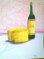 Queso y Vino by Yorch0