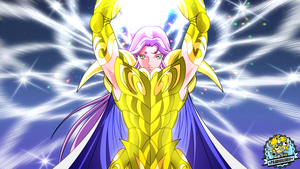 Saint Seiya - Mu by TheWolfMonster