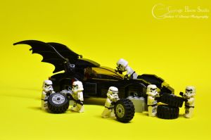 Lego Stormtroopers - Theives by Jbressi