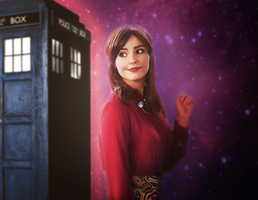 Clara by StarbitCosplay