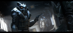 Enclave soldiers   Fallout World by TakeOFFFLy