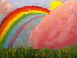 Somewhere over the Rainbow...~ by MarbleMyst