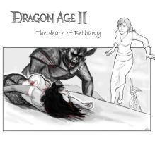 The death of Bethany Hawke by Lilithblack