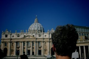 St. Peter's Basilica by waldrose