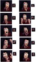 Markiplier Faces by Nintala