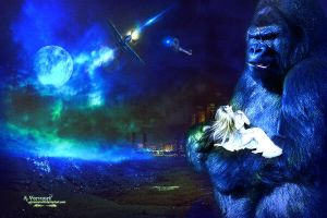 King Kong 2 (3) by annemaria48