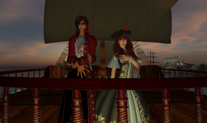 Aeon Pirates - Preview Picture by SalmirAeon
