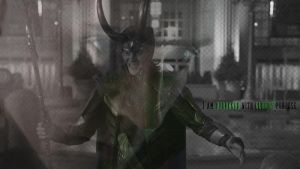I am Loki. by NotOurDivision