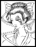 Madame Butterfly 'view full' by bishounenhunter