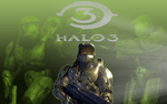 Halo 3 Background by super3011