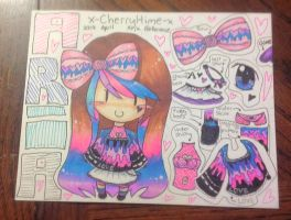 Aria Reference by x-CherryHime-x