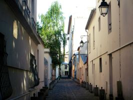 Alleyway by cail-couture