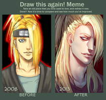 Draw this again meme by moni158
