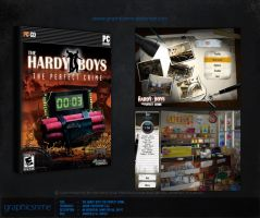 The Hardy Boys ---Game by graphicsnme