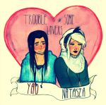 Troublesome Lovers by SociopathDemon