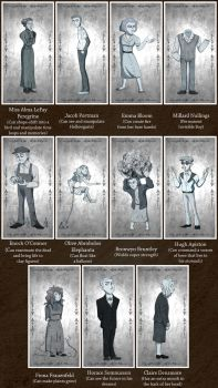 The Peculiars by Expression