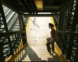 Subway by Athumo