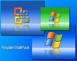 Royale XP WallPack by wstaylor