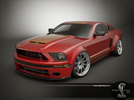 gt 500 red update by 3dmanipulasi