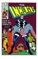 The Inhumans - Child of Kree and Humanity by EarthmanPrime