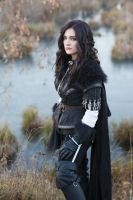 Yennefer by Astrid-96