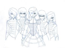 MCR - Muses of the Ash Fields by rainbowpunk10