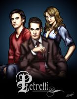 The Petrellis by Queen-Uriel