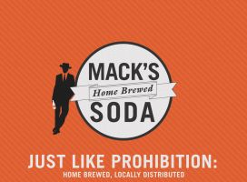 New Direction: Mack's Soda by rafejgoldberg