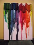 Melted Crayons by Sammie-random