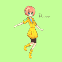 Ran UTAU final by Geekasaur