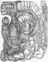Mayan Time Machine by MadGardens
