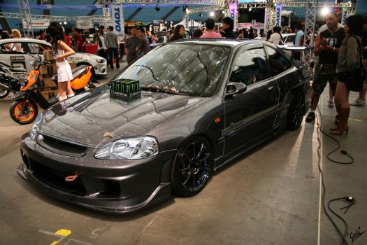 Honda Civic Full CP by FelipeGula