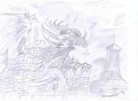 Deathwing, The Aspect of Death by goina