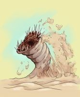 Sandworm by Samize