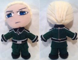 Gift hetalia germany mini plush 3 years ago in plushies