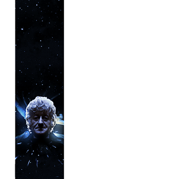 Alternate Third Doctor Big Finish Banner V2 by E-SPACE-Productions