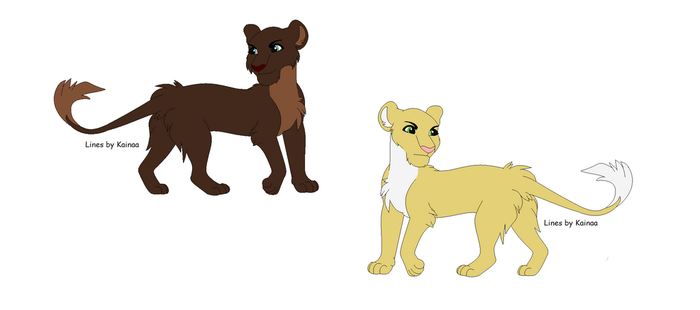 Lioness's For Adoptions (Open) by lilkairi15