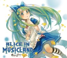 alice in musicland by taylorhuntergreen
