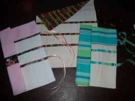 Knitting Needle Rolls by FezMiranda87