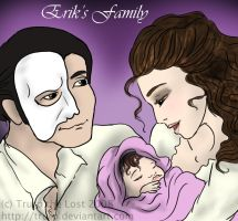 The Phantom's Family by Truro