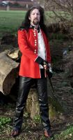 Red Coat stock 3 by Random-Acts-Stock