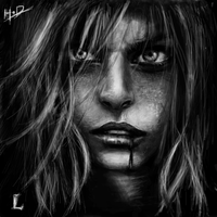 Blood Lust by L-THE-DARK-CHILD