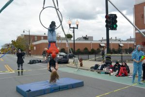 Circus Acrobatics,Rings/Things Double Performance6 by Miss-Tbones