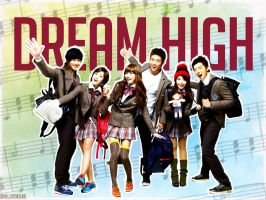 Dream High by sayhellotothestars