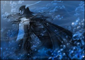 BLEACH - ULQUIORRA - Dreaming by Washu-M