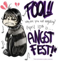 Angest Fest with Jojo by fallforever