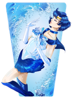 Sailor Mercury by pirastro